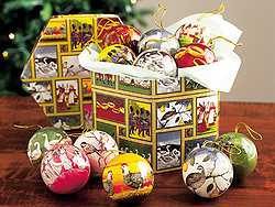 The 12 Days Of Christmas Ornaments